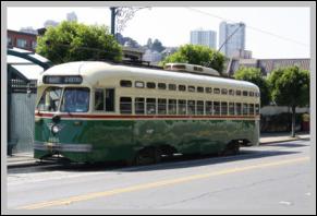 San Francisco F: Bus